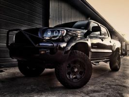 Tacoma Lifted by N1CE-ONE