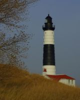 Big Sable Point Light Station by Toolow