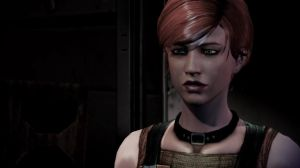 Kelly Chambers in Mass Effect 3 by Revan654