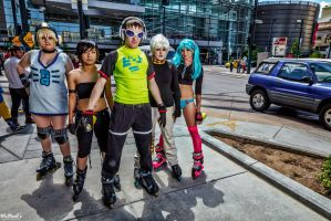 Jet Set Radio Future by Assassin424