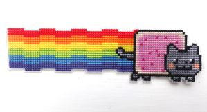 Nyan Cat by Devi-Tiger
