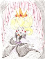 The Shadow Queen's Rage by PeaSouPnSalaD