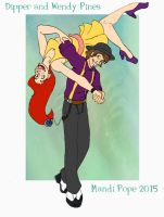 OTP 30 Challenge: Dancing by MandiPope