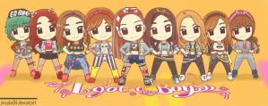 SNSD I Got A Boy by jinsuke04