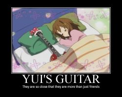 Yui's Guitar Motivator by JJWcool