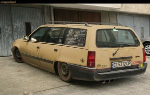 Ratty Opel Estate by octagonalpaul