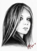 + Portraits - Avril + by Jozie