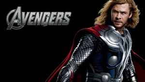 Avengers Thor by Wolverine080976