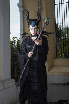 Maleficent14 by Valerie-Mrosek-Stock