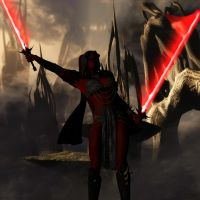 Rise of the Sith by Ravrohan