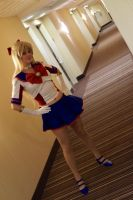 Sailor V at the CON-G! #8 by Lightning--Baron