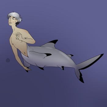 Sharkboi done by ValorousKid