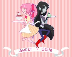 Sweet and Sour by EllaMRed