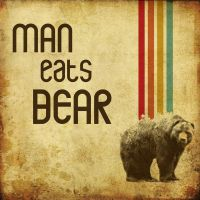 MAN eats BEAR by chiliewillie