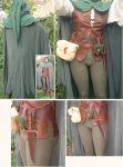 Robin and Marian garb 2 by adventure-art