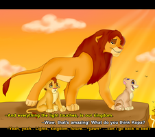 Everything The Light Touches Fake Screenshot by Pokemonluvergirl2
