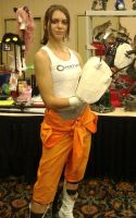 Chell by ravenqueen22