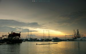 Color of A Cloudy Afternoon 26 by dearchivism