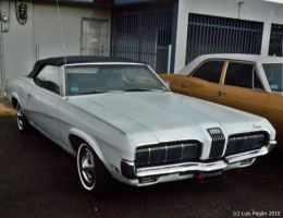 70' Mercury Cougar for Jacki by Mister-Lou
