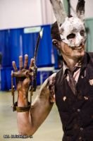 ACEN 2012 - Bioshock character by Havoc-The-Tenrec