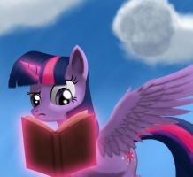 Twilight Sparkle by Gennbu