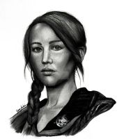 Katniss Everdeen by jardc87