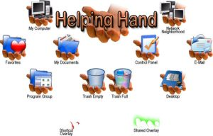 Helping Hand by jamest