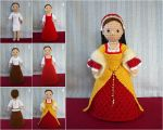 Lady Katherine (OOAK) by LunasCrafts