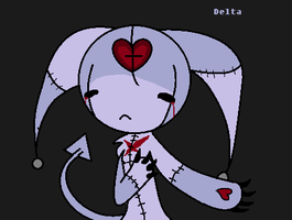 Delta by Caththecat191