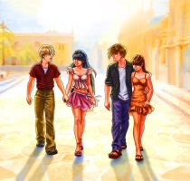Double Date- My Style by SapphireGamgee