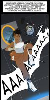 Comic - Aperture Science by LadyZolstice