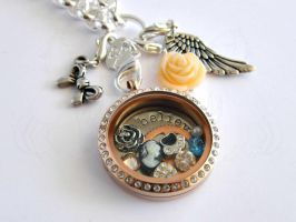 Origami Owl Living Locket by Emagyne