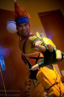 Mr. Wakka at Anime Matsuri by ShinrajunkieCosplay
