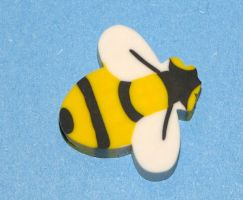Bee Eraser 1 by Stock-By-Crystal
