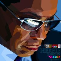HERBIE HANCOCK IN WPAP by YUHEND