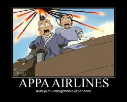 Appa airlines by Ishiyaki
