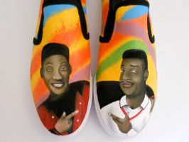 Fresh Prince of Bel Air by JessieKavanaCustoms