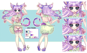 Adoptable Auction: Neko Girl.[CLOSED] by Sarah--Elizabeth