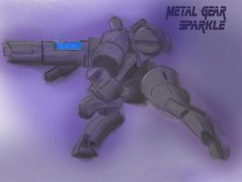 Metal Gear Sparkle by Ultimiant