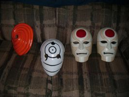 amon 21-22 and tobi obito rinnegan madara mask? by Angelsrflamabl