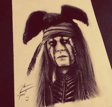 Tonto by shaedragnic