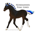 A2708 Foal Design by SaandStoorm