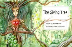 ColorSketch: The Giving Tree: Full Title by ExiledChaos