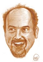 Louis C.K. by FlammablePerson