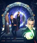 The Doctor's through the Stargate by SimmonBeresford