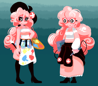 Polly Palettes by Clairvoire