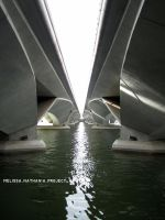 Under the Two Bridges by LzCassiopeia