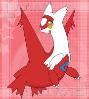 Floaters Character 02: Latias by Wingfox