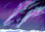-Background Practice- Frozen North by Axe-Cell