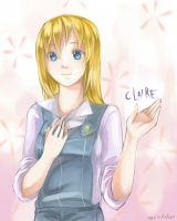 Claire again by christon-clivef